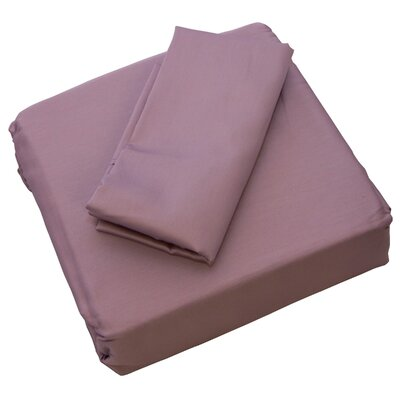 Cardinal 300 Thread Count Sheet Set Size: Full, Color: Lilac