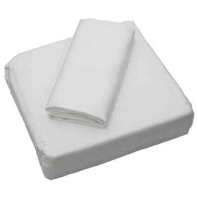 ThermalSense 300 Thread Count Sheet Set Color: White, Size: Twin