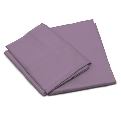 ThermalSense Temperature Balancing Pillow Case Color: Lilac, Size: Standard