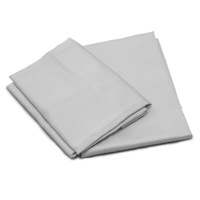 Cardinal Temperature Balancing Pillow Case Color: White, Size: King