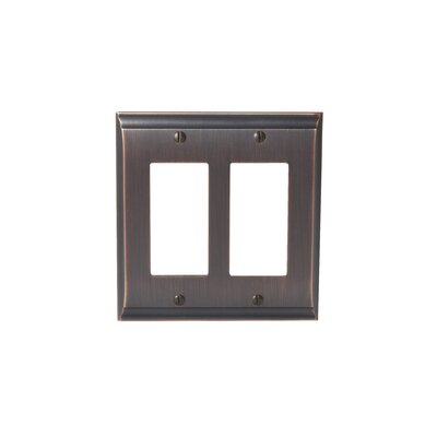 Candler Rocker Wallplate Finish: Oil-Rubbed Bronze