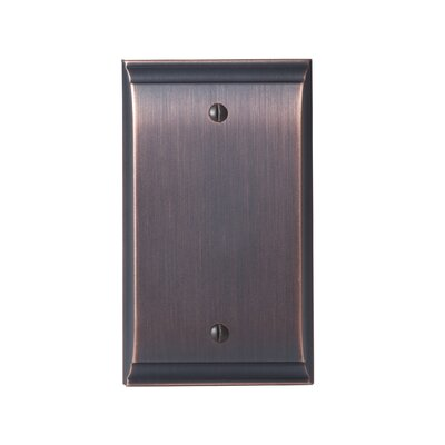 Candler Blank Wallplate Finish: Oil-Rubbed Bronze