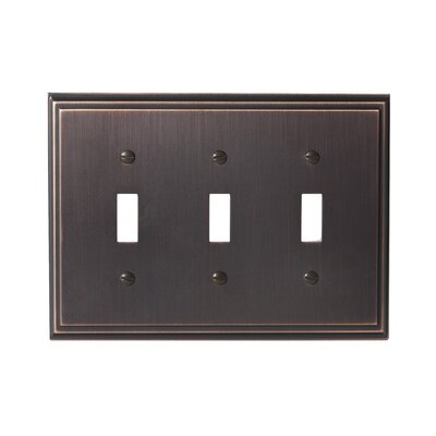 Mulholland Toggle Wallplate Finish: Oil-Rubbed Bronze