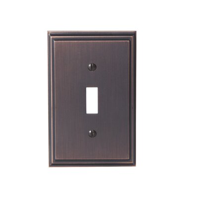 Mulholland Toggle Wall plate Finish: Oil-Rubbed Bronze