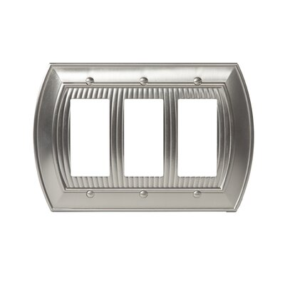 Allison Rocker Wallplate Finish: Satin Nickel