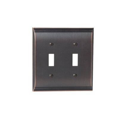 Candler Toggle Wallplate Finish: Oil-Rubbed Bronze