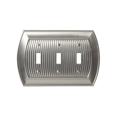 Allison Toggle Wallplate Finish: Satin Nickel