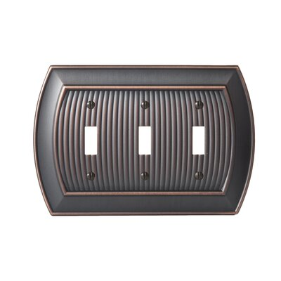 Allison Toggle Wallplate Finish: Oil-Rubbed Bronze