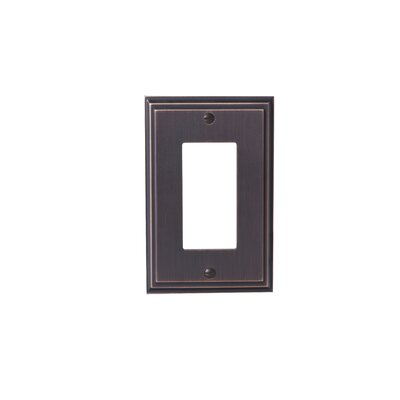 Mulholland Rocker Wallplate Finish: Oil-Rubbed Bronze