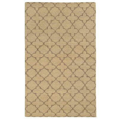 Tommy Bahama Maddox Beige / Stone Geometric Rug Rug Size: Rectangle 36 x 56