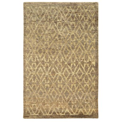 Tommy Bahama Ansley Taupe / Beige Geometric Rug Rug Size: Rectangle 36 x 56