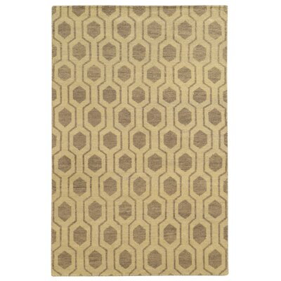 Tommy Bahama Maddox Beige / Stone Geometric Rug Rug Size: Rectangle 8 x 10
