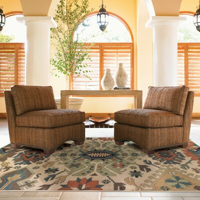 Villa Southwest Tribal Area Rug Rug Size: Rectangle 110 x 33