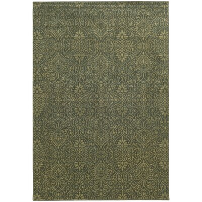 Tommy Bahama Voyage Floral Rug Rug Size: Rectangle 67 x 96