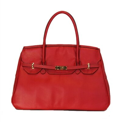 Katie Pet Carrier Color: Red