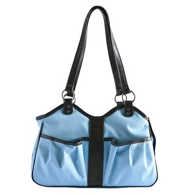 Metro 2 Pet Carrier Size: Large (11.5 H x 8.5 W x 20.5 L), Color: Turquoise