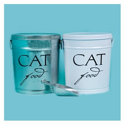 Buy food & drink gift baskets promotional products - Harry Barker Cat Food Storage Can