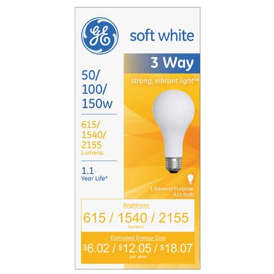 50/100/150W Incandescent Light Bulb