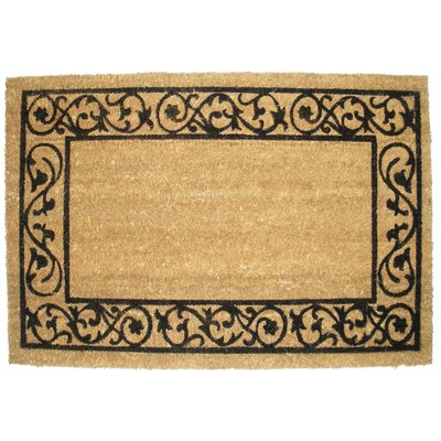 Wrought Iron Doormat