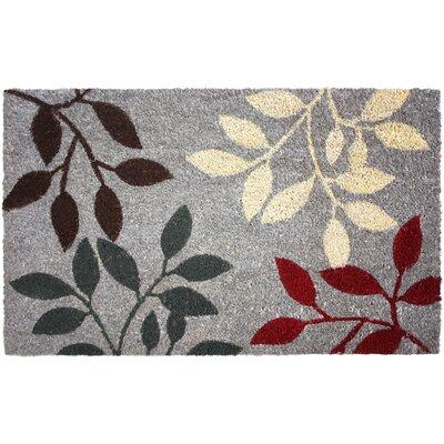 Natural Ferns Doormat