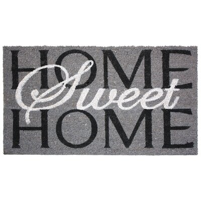 Carrow Home Sweet Home Doormat