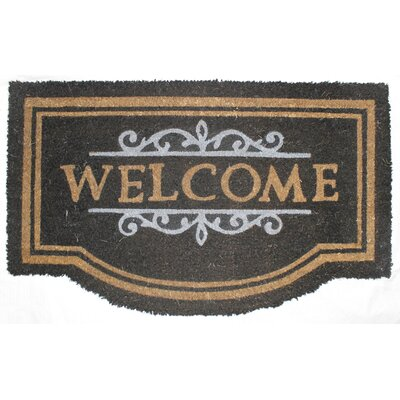 Nottingham Welcome Doormat