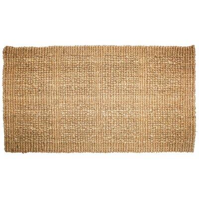 Plain Tile Loop Doormat