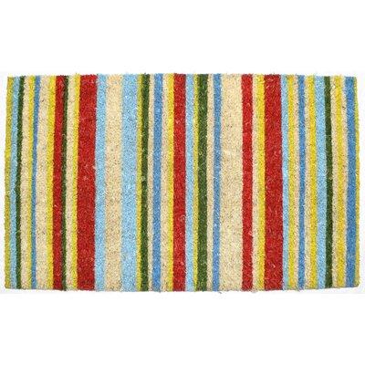 Bright Stripes Doormat