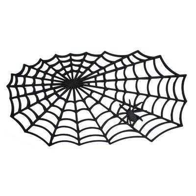 Halloween Spider Doormat