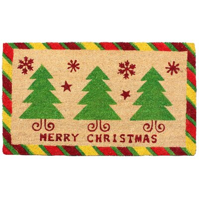 Three Trees Coco Doormat