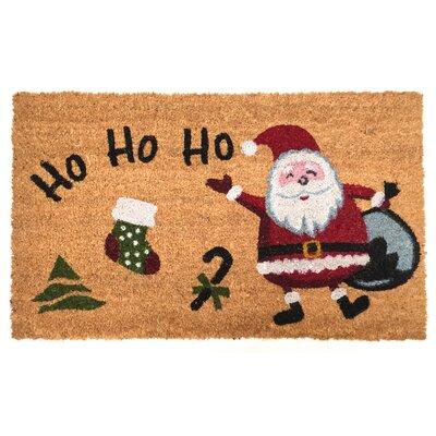 Ho Ho Ho Coco Doormat