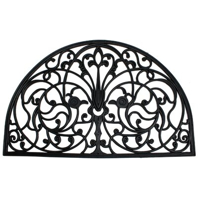 Wrought Iron Arch Doormat