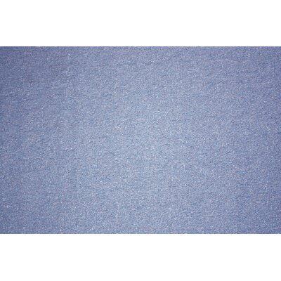 Washable Doormat Rug Size: Runner 17 x 5, Color: Blue