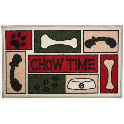 Chow Time Kitchen Mat