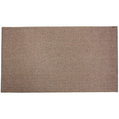 Pin Stripe Doormat Rug Size: 22 x 38