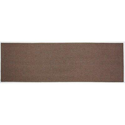 Pin Stripe Doormat Rug Size: Runner 2 x 6