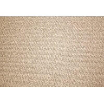 Berber Doormat Rug Size: 110.4 x 37, Color: Camel