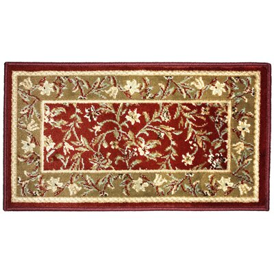 Patrica Woven Kitchen Mat Rug Size: 111 x 3