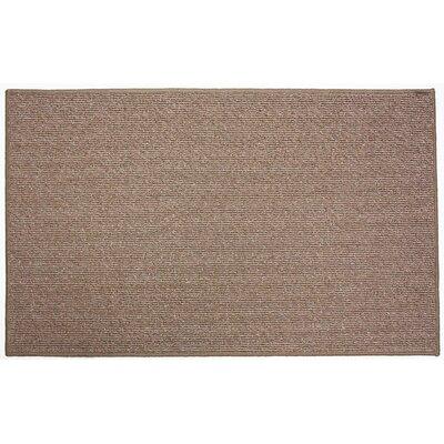 Pin Stripe Doormat Rug Size: 18 x 26