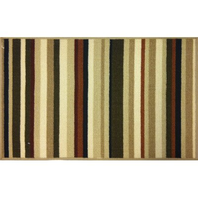 Oatmeal Stripe Doormat