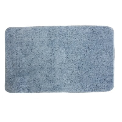 Lorrie Bath Rug Size: 0.5 H x 20 W x 33 D, Color: Smoke Blue
