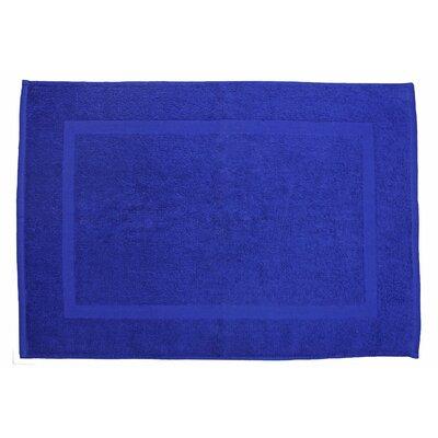 Amie Bath Rug Color: Royal Blue
