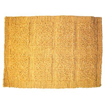 Alana Plain Tile Loop Coco Doormat