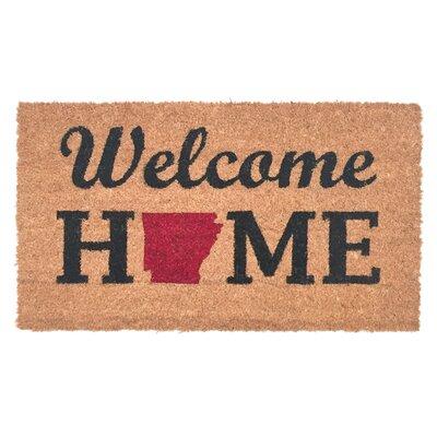Rosalinda Welcome Home Back Coco Doormat