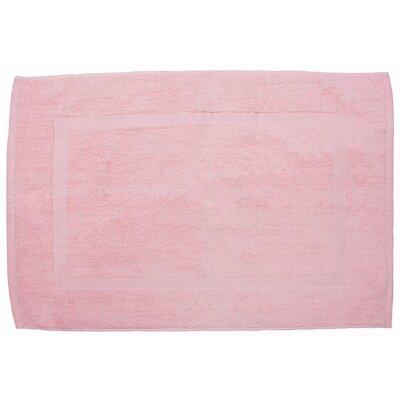 Amie Bath Rug Color: Pink