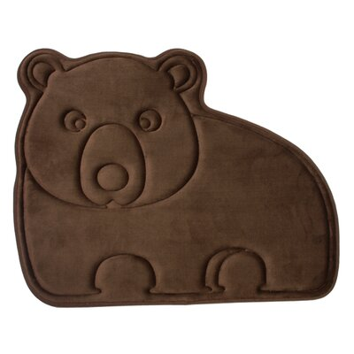 Gordon Kids Bear Bath Rug