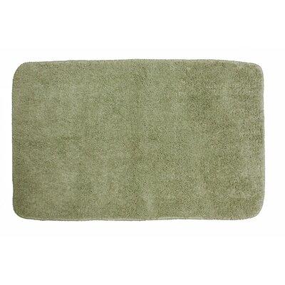 Lorrie Bath Rug Size: 0.5 H x 20 W x 33 D, Color: Sage Green