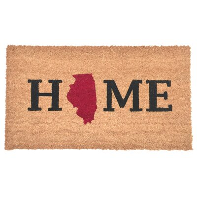 Hillary Welcome Home Coco Doormat