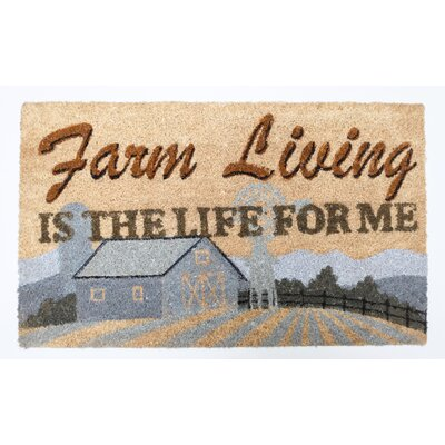 Leamon Farm Living Coco Doormat