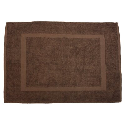 Amie Bath Rug Color: Sable